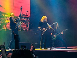 God Live Wallpaper Hd Megadeth Wikipedia