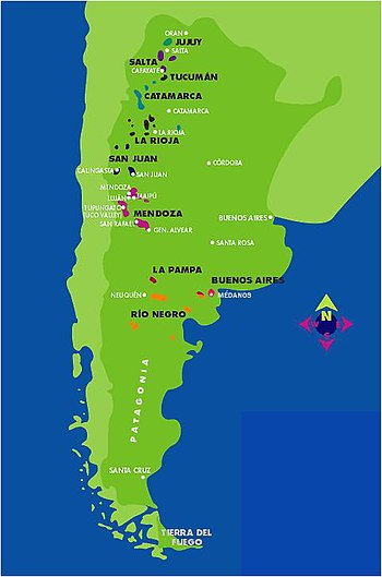 Irecê Bahia List Of Wine-producing Regions - Wikipedia
