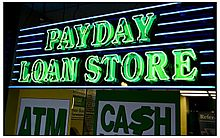 Payday loans in the United States - Wikipedia