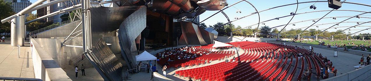Jay Pritzker Pavilion - Wikipedia