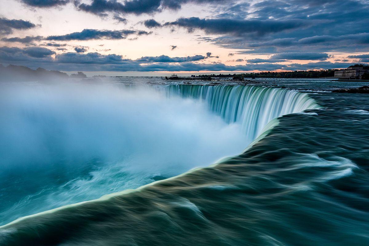 Fall Waterfall Wallpaper Hd Th 225 C Niagara Wikipedia Tiếng Việt