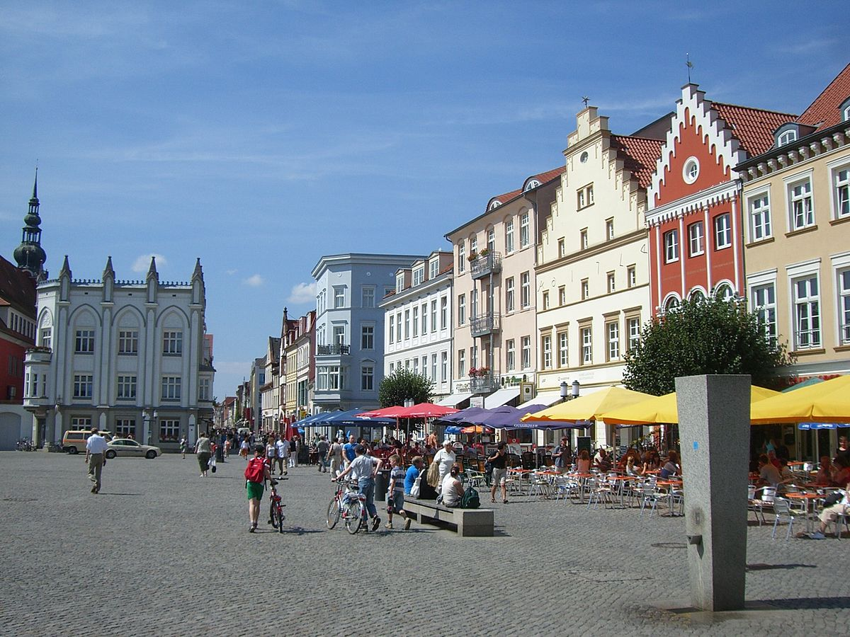 Shopping Rostock Greifswald – Travel Guide At Wikivoyage