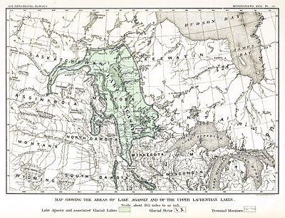 Lake Agassiz - Wikipedia