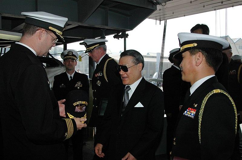 military commanding officer cv