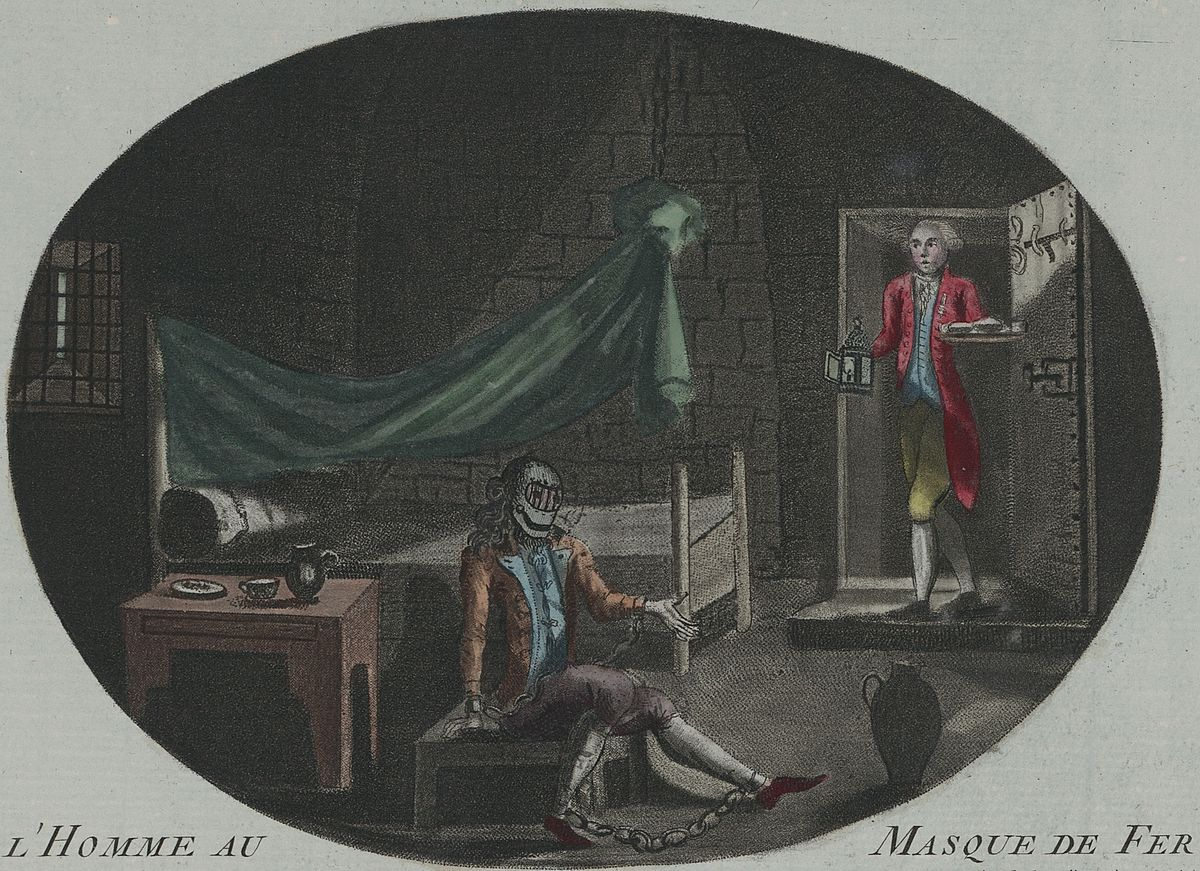 Man In The Iron Mask Wikipedia