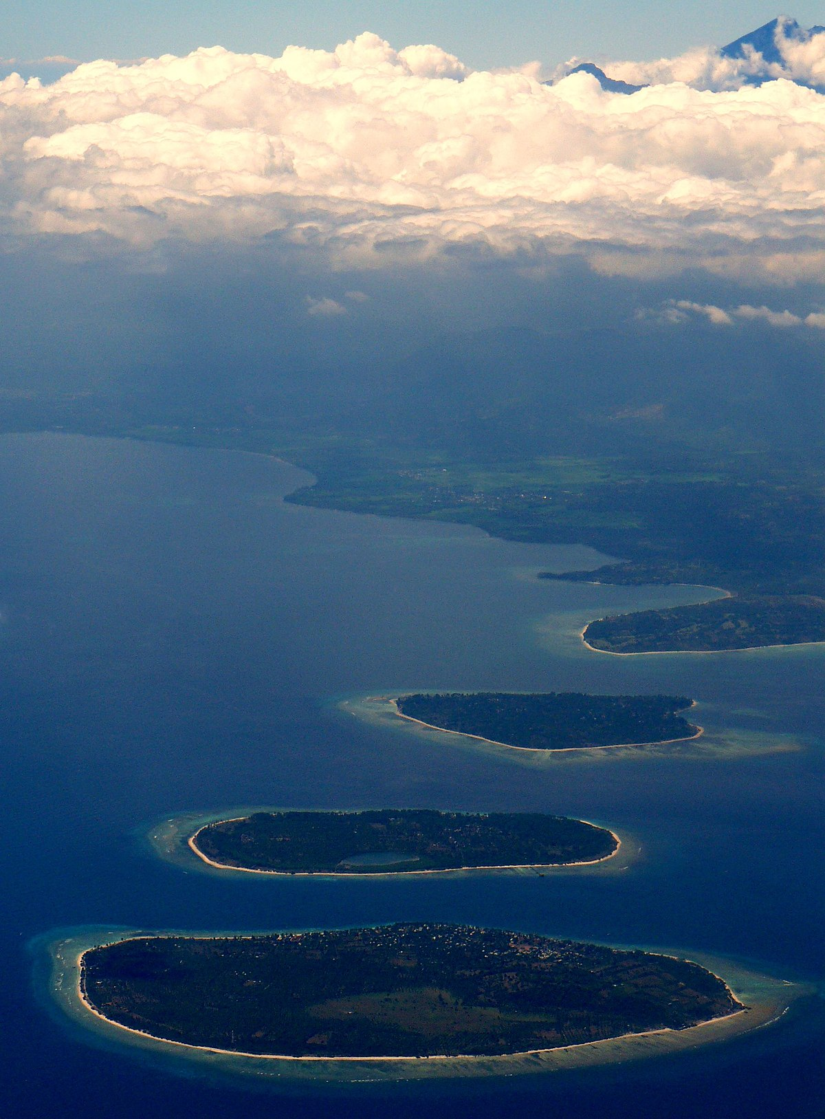 Gili Lombok Gili Islands Travel Guide At Wikivoyage