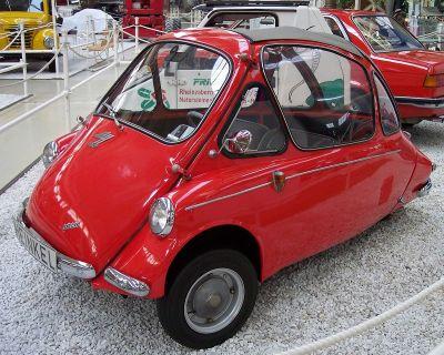 Bubble car - Wikipedia