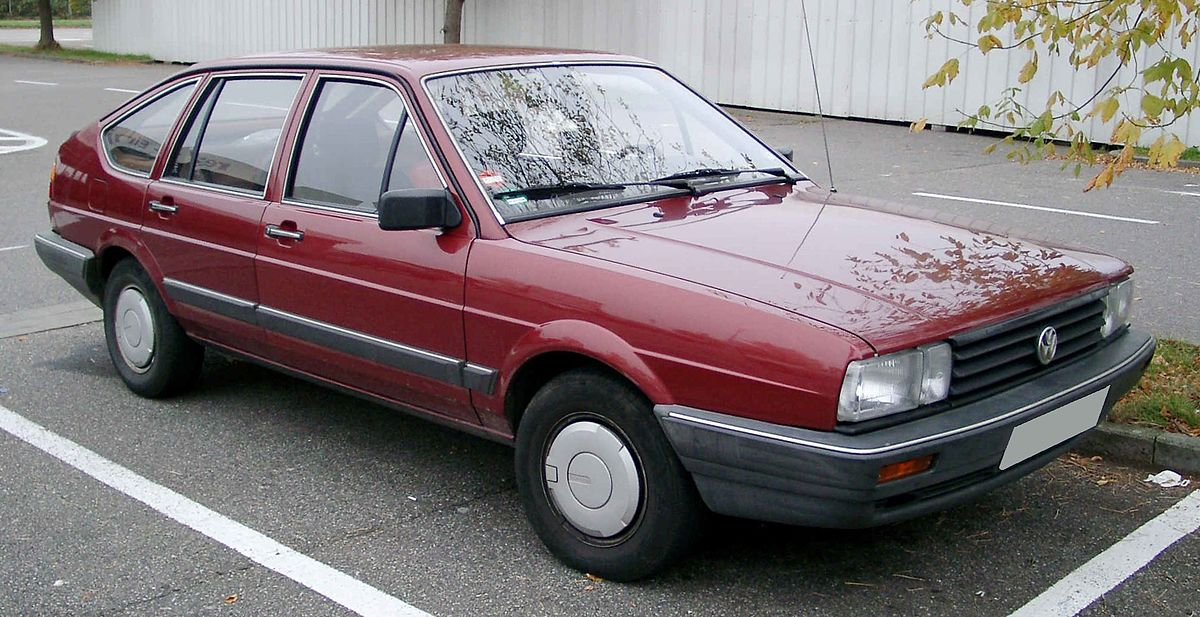 Volkswagen Passat (B2) - Wikipedia