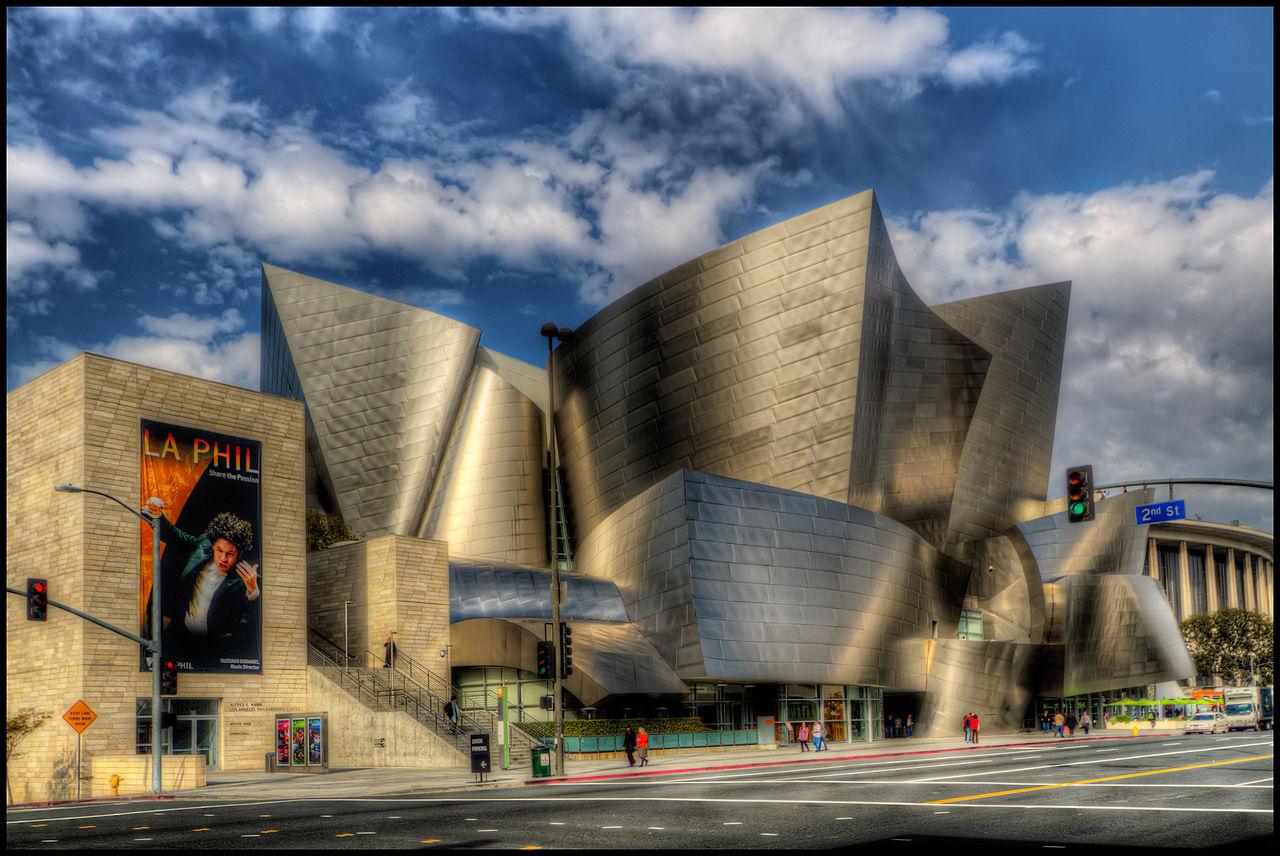 Google Wallpaper Hd File Walt Disney Concert Hall Los Angeles 5616313017