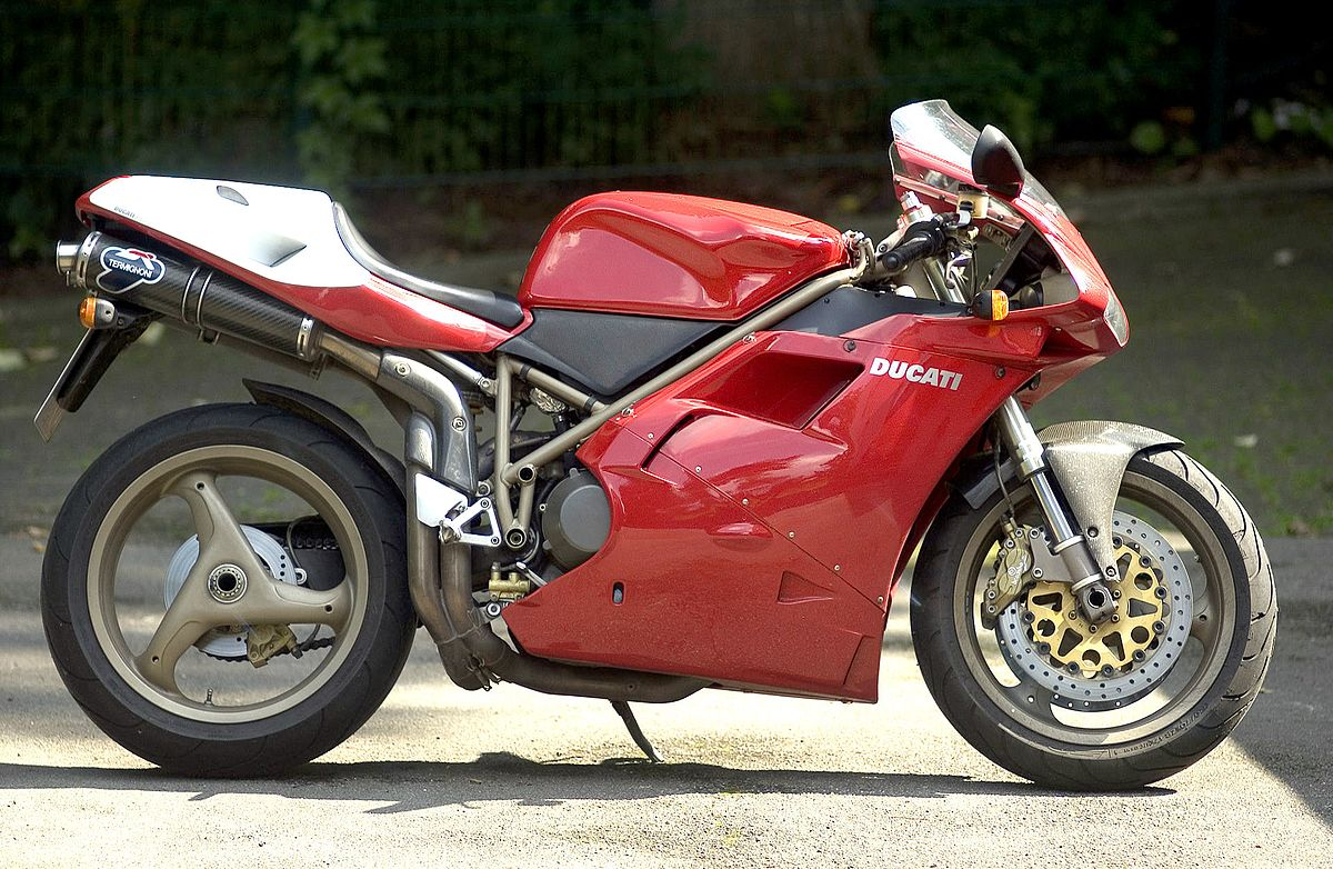 Ducati 916 Wikipedia