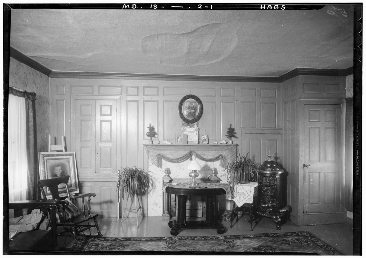 Living Room Queen Creek File Historic American Buildings Survey E H Pickering