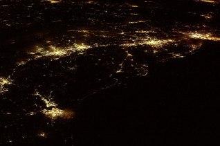 File:U.S. Atlantic Seaboard at Night.JPG