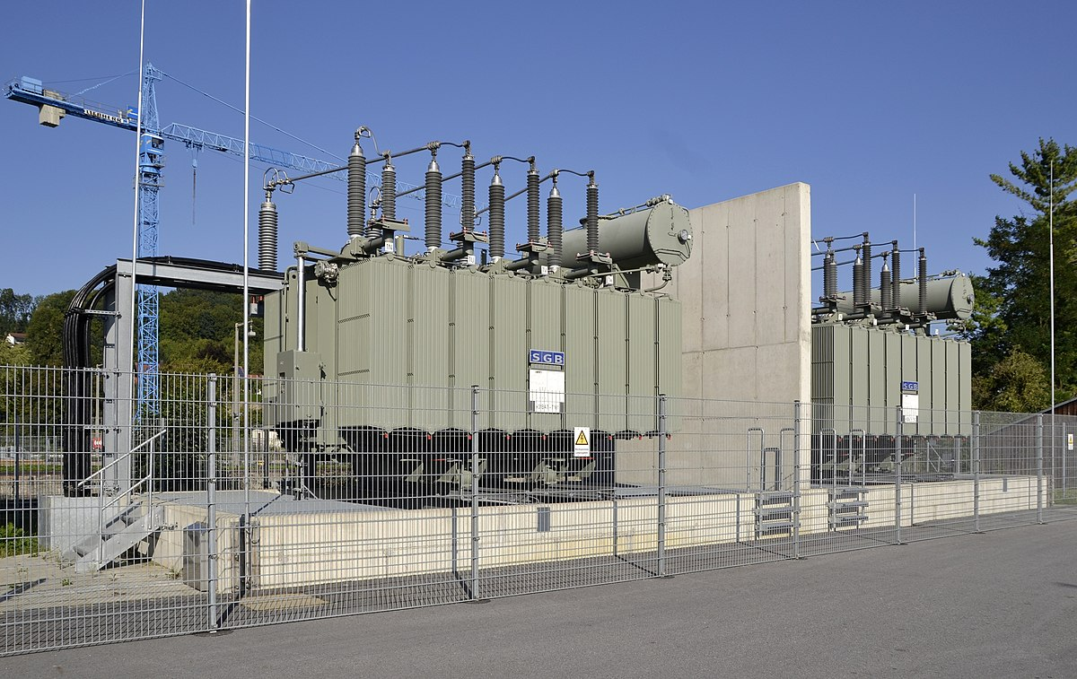 High Voltage Transformer Fire Barriers Wikipedia