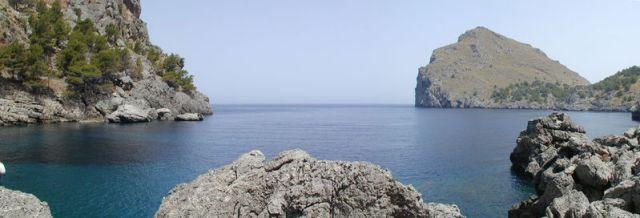 Bahía de Sa Calobra