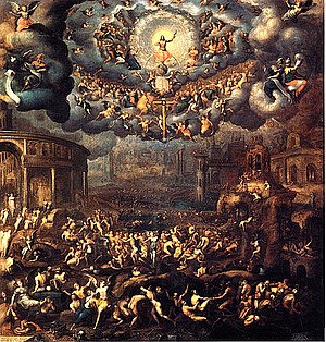 The Last Judgement. The Louvre.