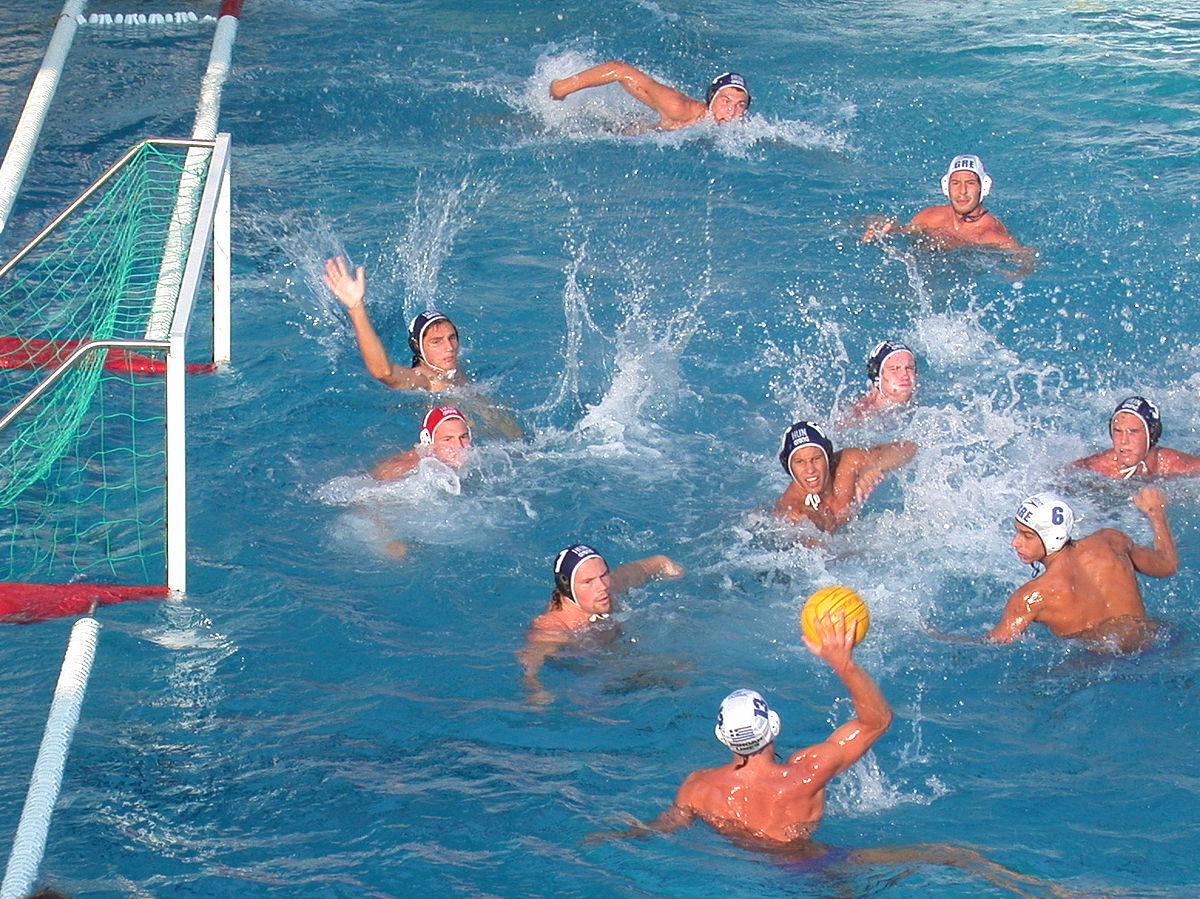 Piscina Waterpolo Waterpolo Wikipedia La Enciclopedia Libre