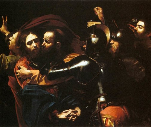File:Caravaggio - Taking of Christ - Dublin.jpg