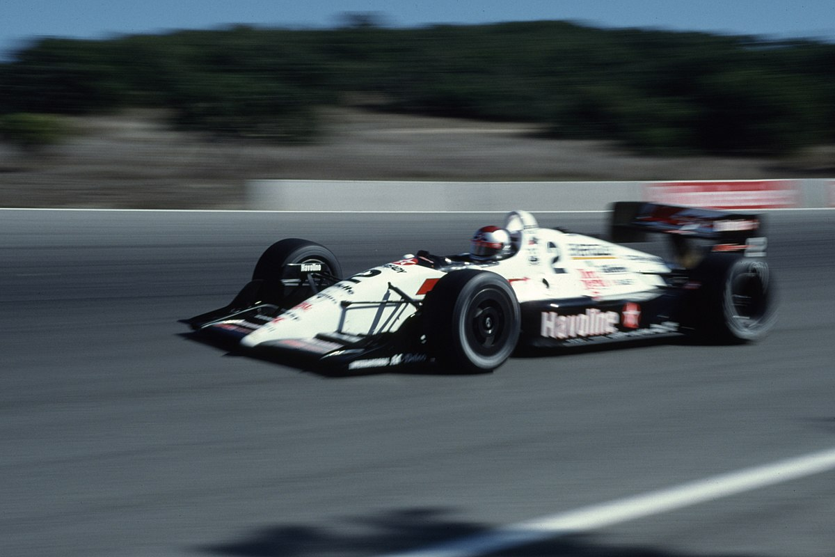 Michael Haas 1991 Cart Ppg Indy Car World Series - Wikipedia