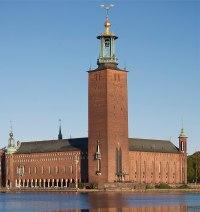 Stockholm City Hall - Wikipedia