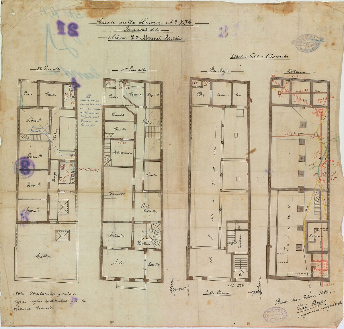 Vintage Architectural Blueprints Drafting Linen Wikipedia