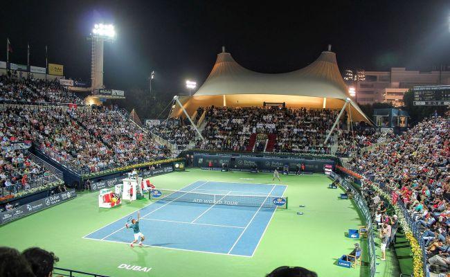 Dubai Tennis Championships Wikipedia