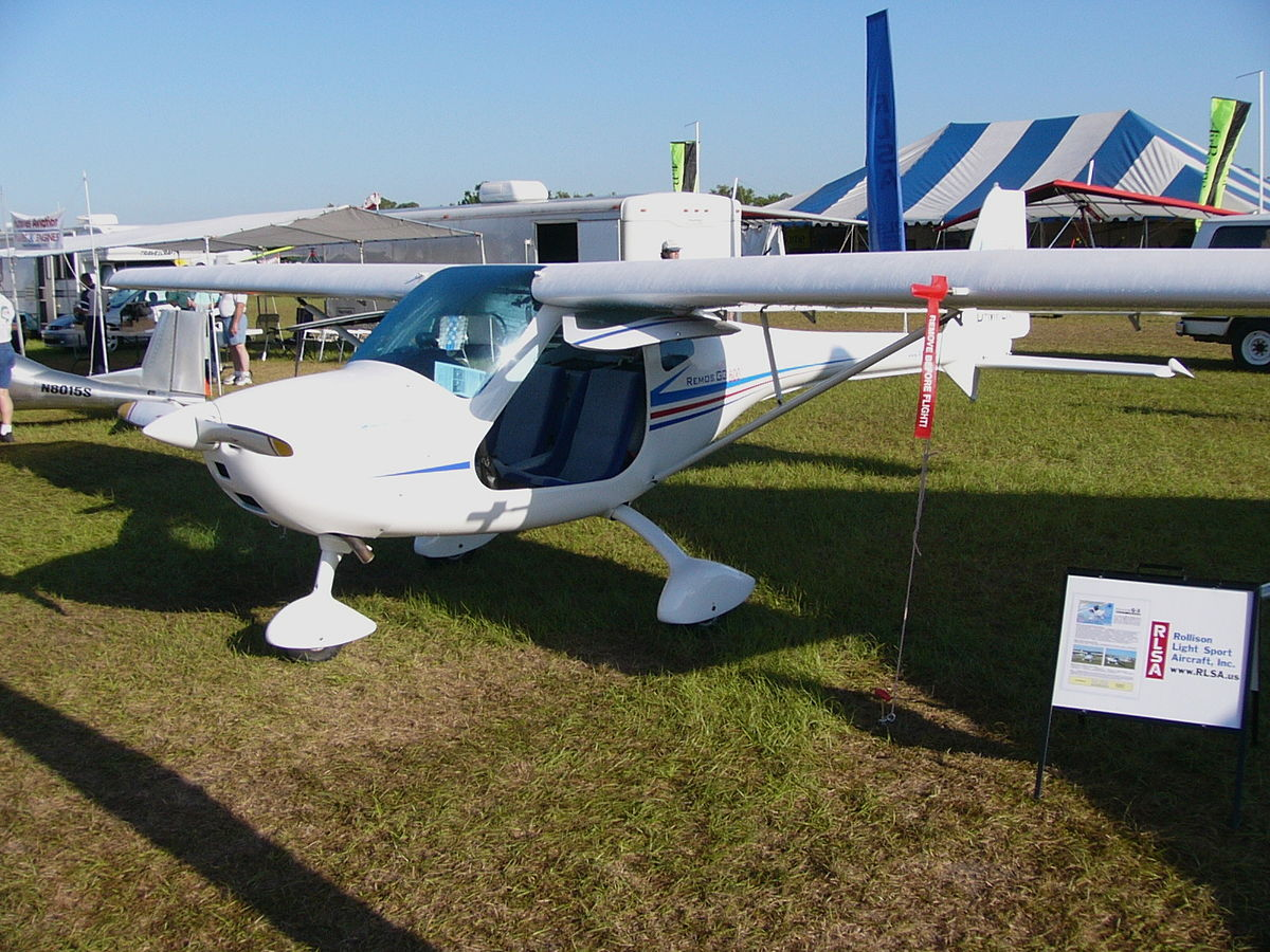 Light Sport Aircraft Remos Gx Wikipedia