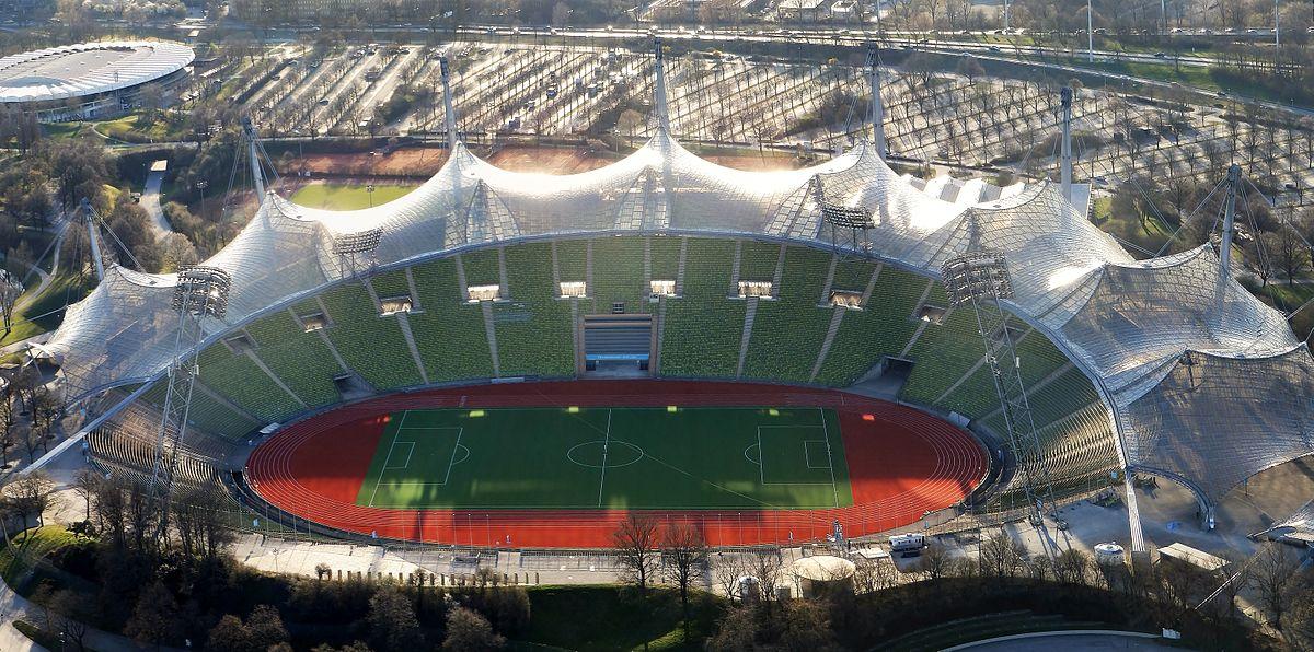 Olympiastadion (Munich) - Wikipedia