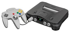 Nintendo64 Wikipedia