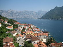 Fall In The Mountains Wallpaper Bay Of Kotor Wikipedia