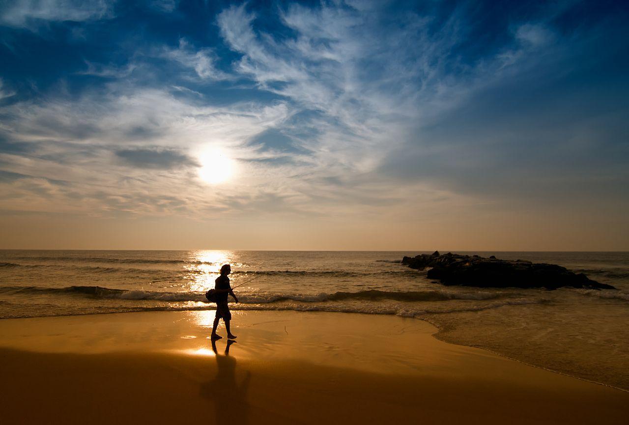 Filespring Lake New Jersey Beach At Sunrisejpg