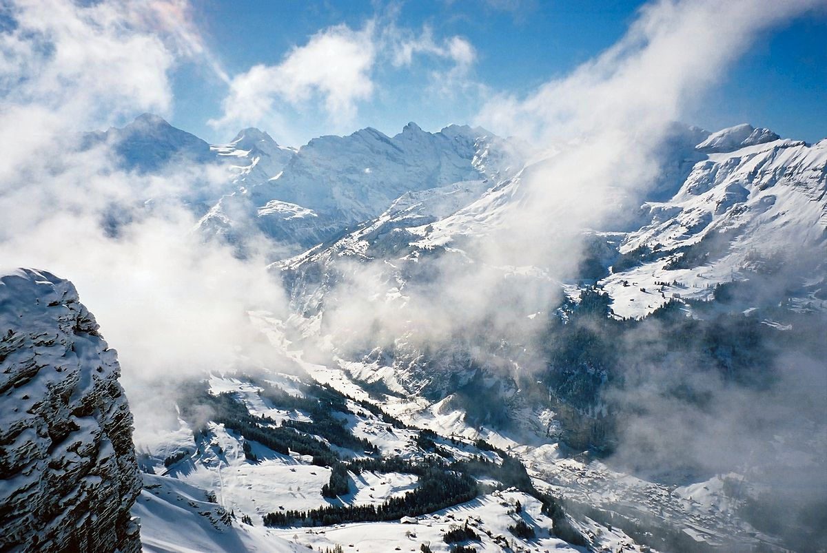 Paisajes Wallpapers Full Hd Lauterbrunnen Travel Guide At Wikivoyage