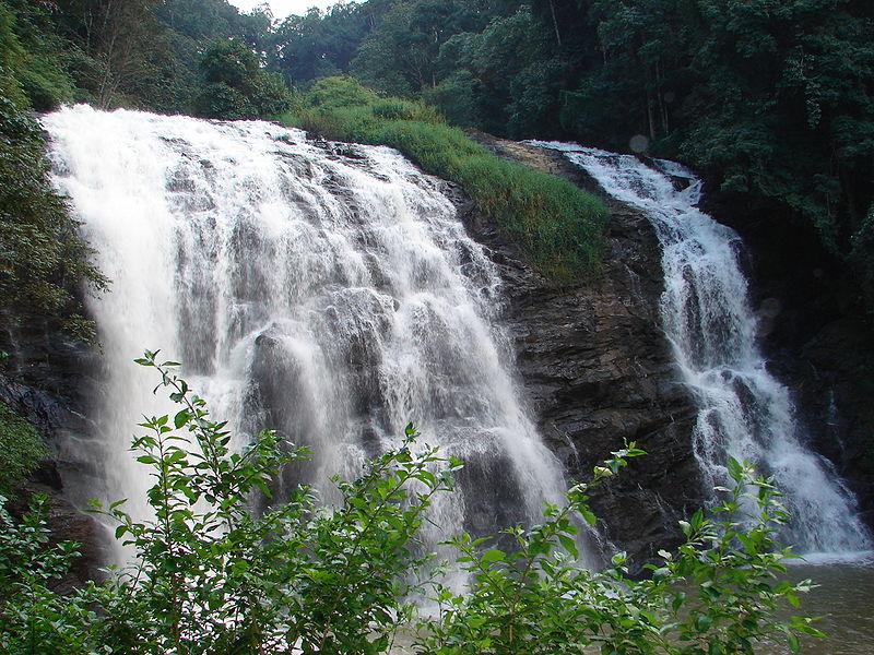 Blue Nile Falls Wallpaper File Abbey Falls Full Flow Jpg Wikimedia Commons