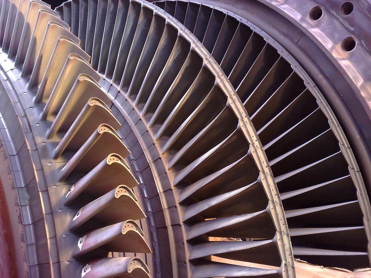 Filegas Turbine Bladejpg Wikimedia Commons
