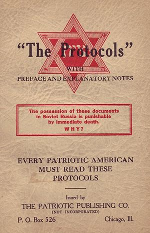 A 1934 edition by the Patriotic Publishing Com...