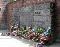 Schwarze Wand (KZ Auschwitz)  Wikipedia