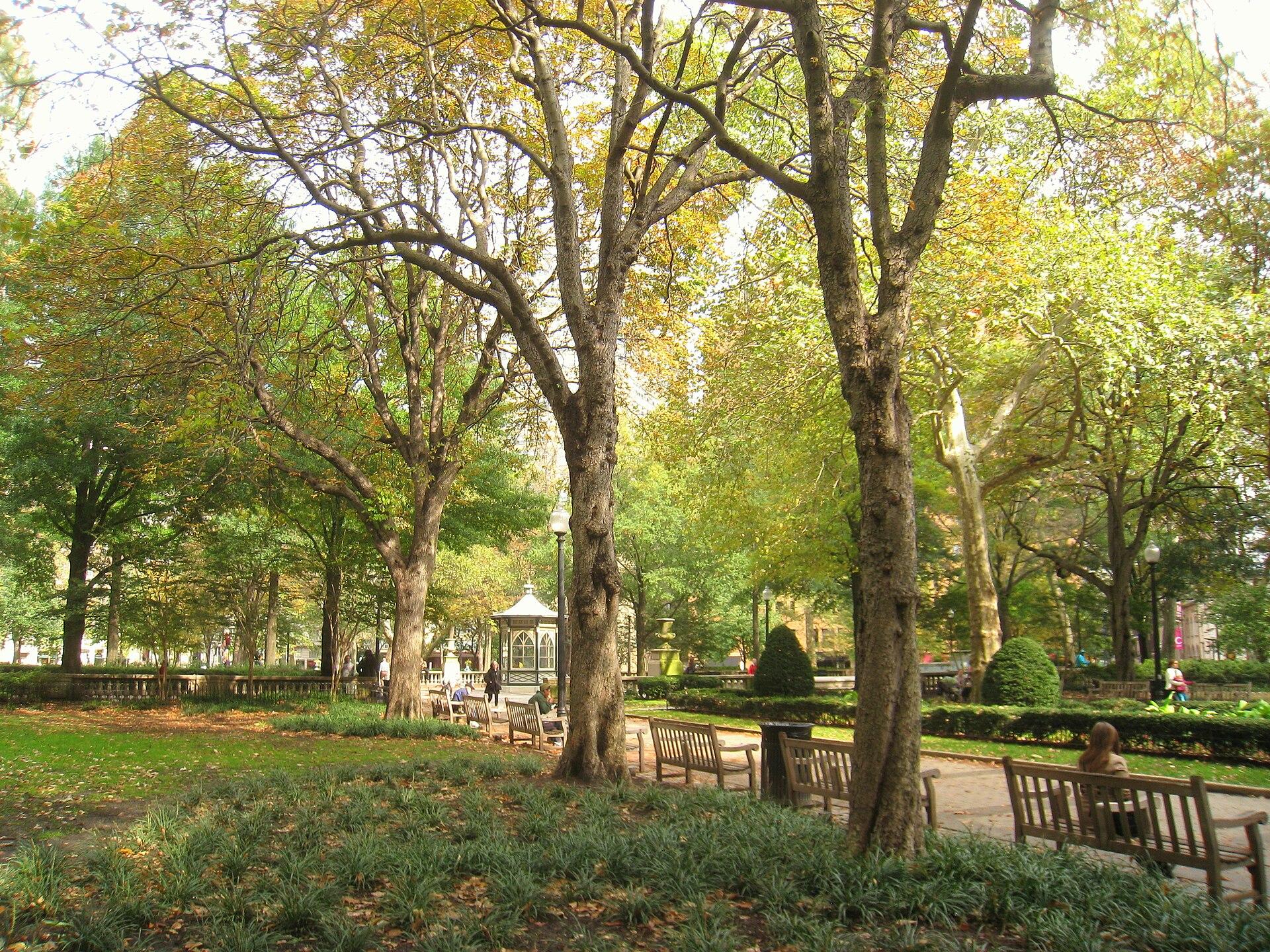 Central Park In Fall Wallpaper Rittenhouse Square Wikipedia