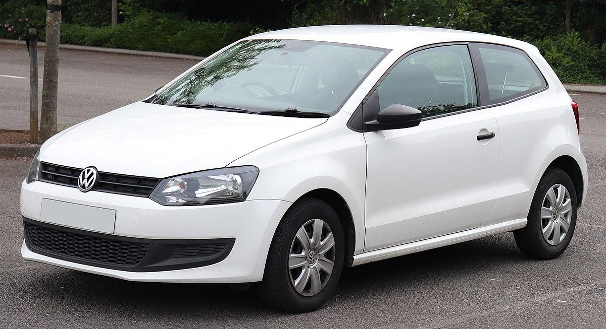 Volkswagen Polo Mk5 - Wikipedia