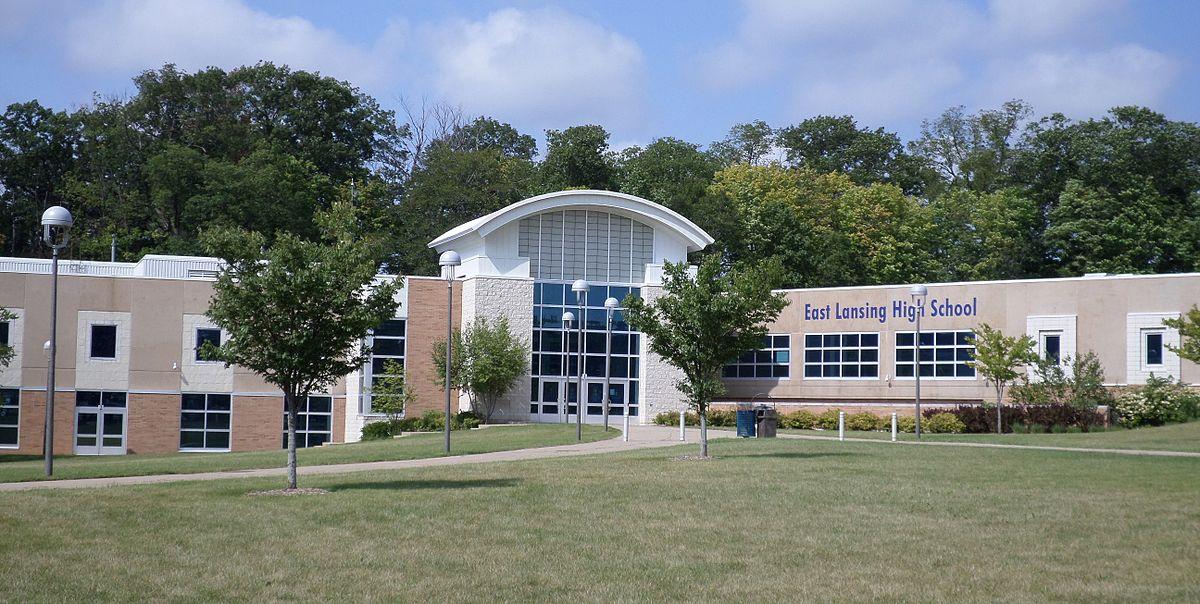 East Lansing High School - Wikipedia