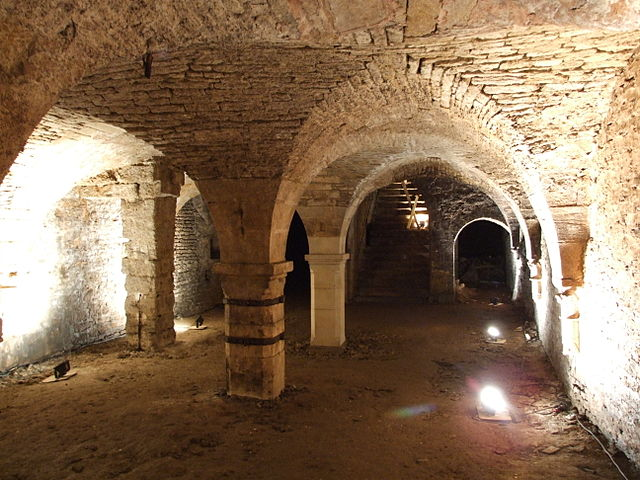 Definition De Amenagement Exterieur File:langres - Cave Maison Renaissance.jpg - Wikimedia Commons