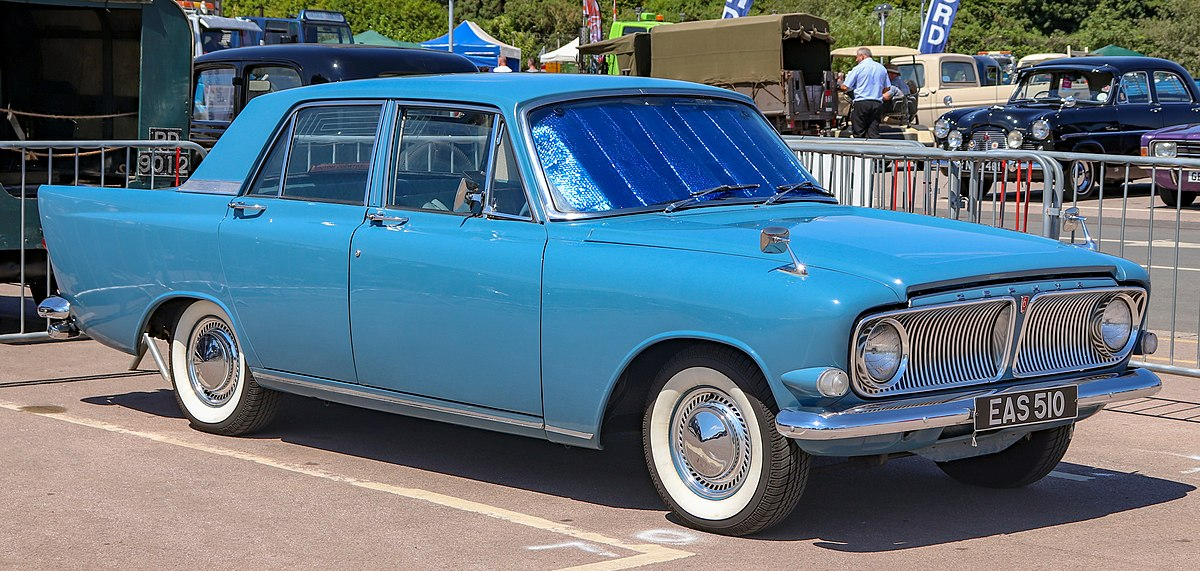 Ford Zephyr - Wikipedia