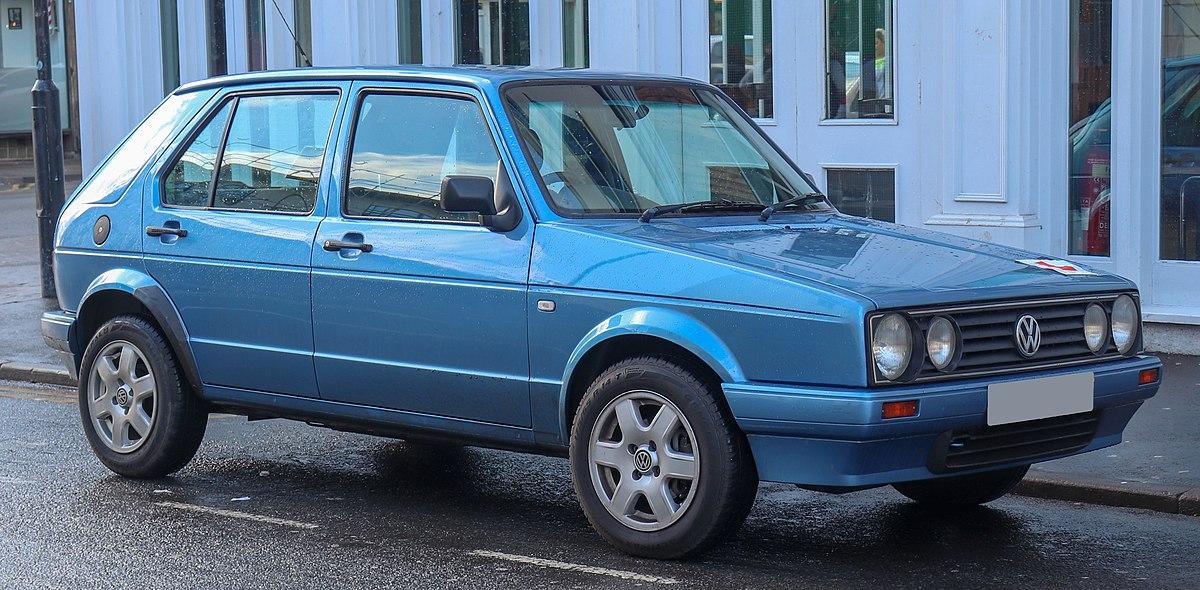 Volkswagen Citi Golf - Wikipedia
