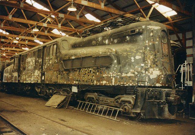 Pennsylvania Railroad class GG1 - Wikiwand