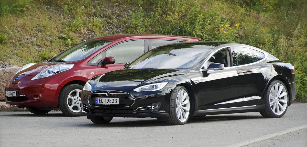 Battery electric vehicle - Wikipedia