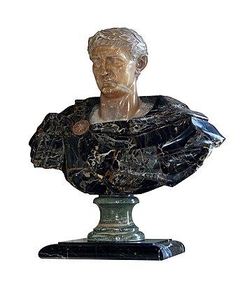 English: Gaius Iulius Caesar Octavianus August...
