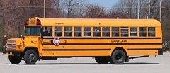 Carpenter school bus