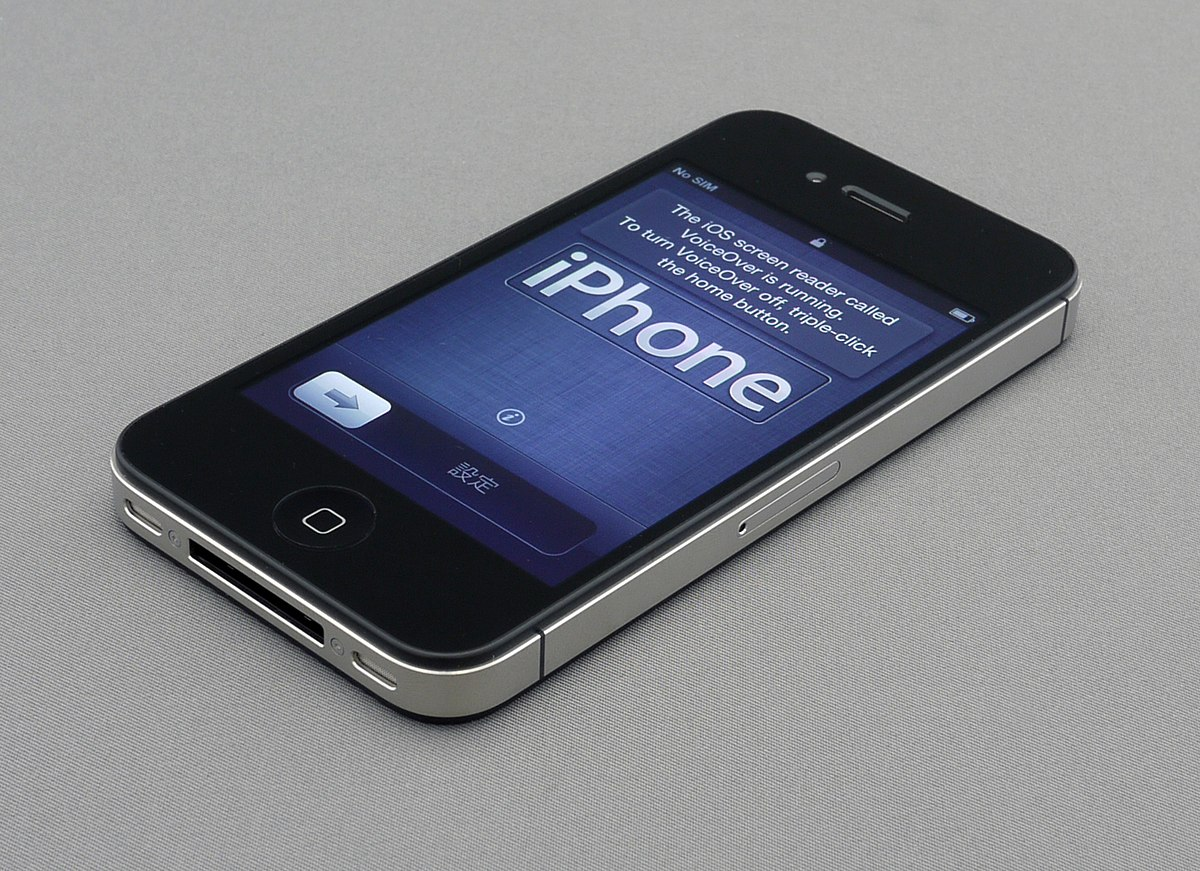Iphone 5 S Libre Iphone 4s Wikipedia La Enciclopedia Libre