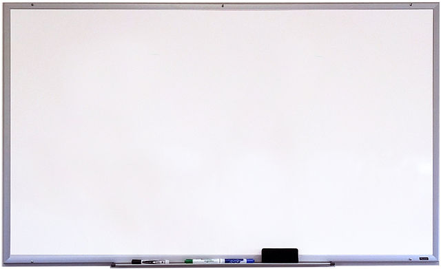 Filewhiteboard With Markersjpg Wikimedia Commons