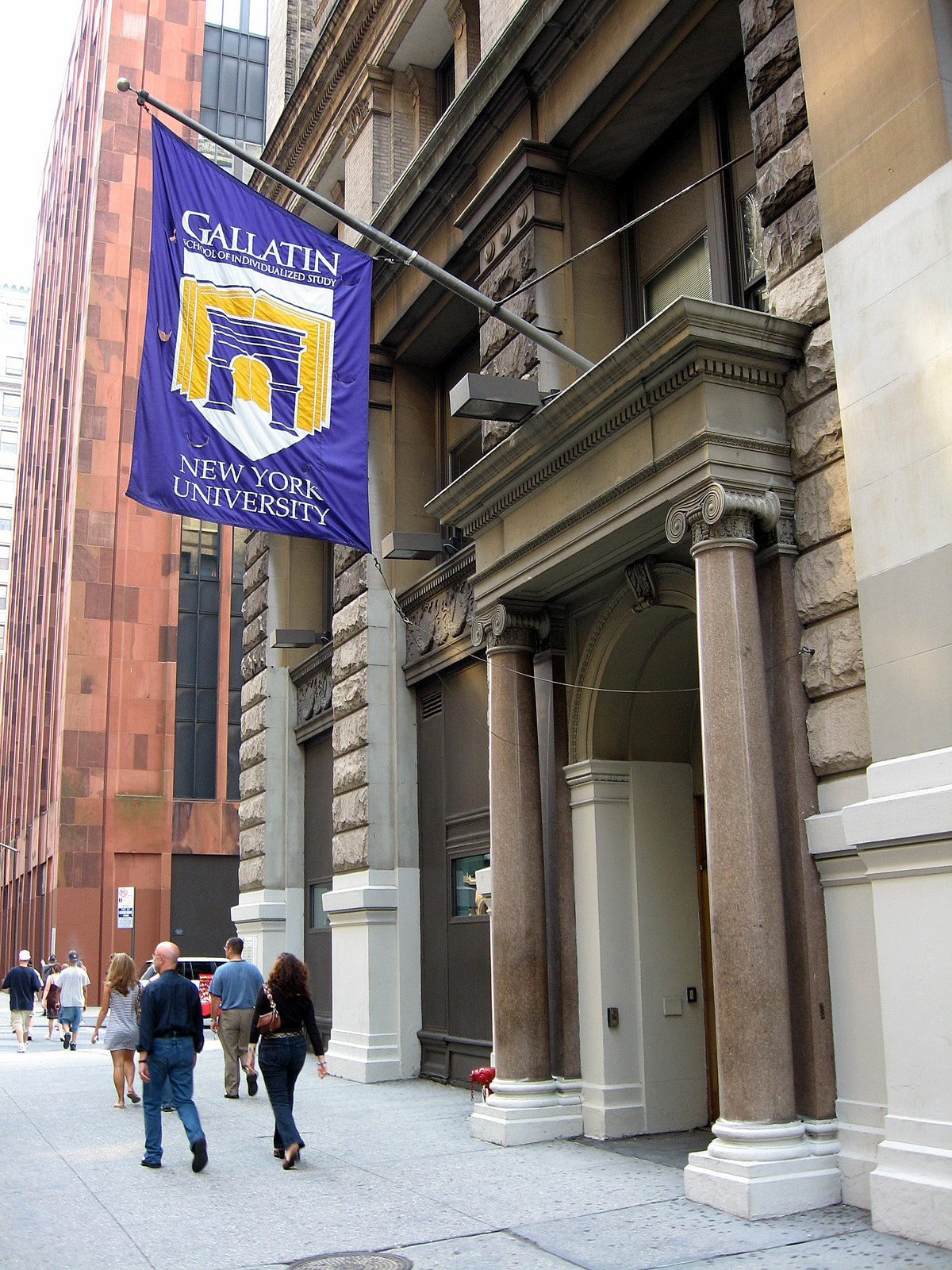 Nyu Tisch School Of The Arts Location Universidad De Nueva York Wikipedia La Enciclopedia Libre