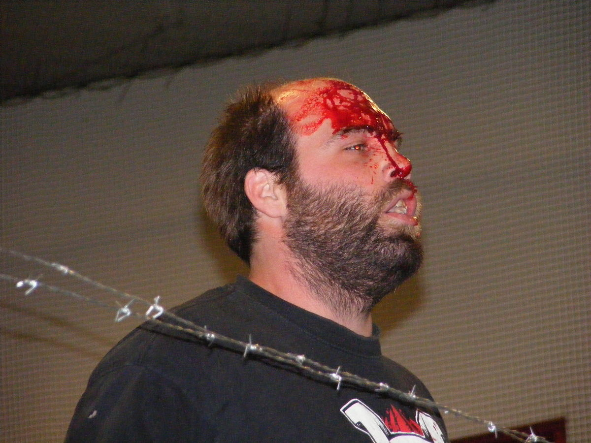 Career Work Nick Gage - Wikipedia