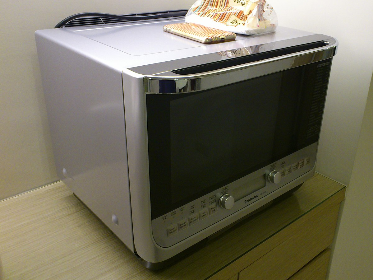 Convention Oven Convection Microwave Wikipedia
